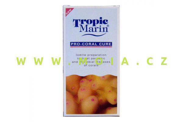 TM® PRO-CORAL CURE 200 ml, účinný na parazity korálů a mikrobiální choroby